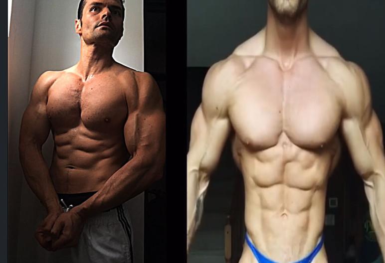 natural vs esteroides