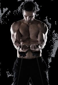 Cuerpo fitness vegano