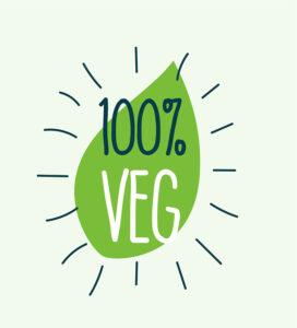 Proteinas para veganos 100% vegan